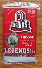 Ohio State Chic Harley Medallion Legends of the Scarlet and Gray