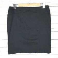 Portmans Skirt Size 14 Black Pencil
