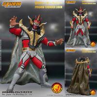 New Japan Pro-Wrestling Jyushin Thunder Liger 1:12 Scale Action Figure* PREORDER