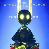 Sun Ra - Space Is The Place 2001 (NEW CD)