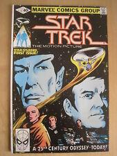 STAR TREK issue 1. MARVEL, 1980. By WOLFMAN & COCKRUM