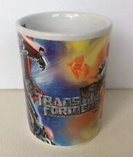 Hasbro DreamWorks Paramount Transformers Mug Revenge Of The Fallen 2009 Gift