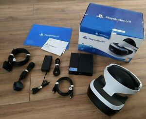 Sony PlayStation VR PSVR (V1) Headset withaut camera
