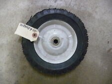 Slightly used Giant Vac Wheel Part # 33010 For Lawn & Garden Equipment