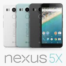 Brand New in Box LG Nexus 5X 16/H790 UNLOCKED Smartphone AT&T T-MOB./Blue/16GB