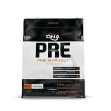 DNA Pre-Workout 400g PUMP BOOSTER ARGININE CITRULLINE BETA-ALANINE TAURINE