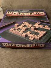 Parker Brothers UpWords 3-Dimensional Word Game (2002) Complete Error Packaging