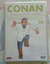 Conan il ragazzo del futuro. Vol. 4 (1978) DVD