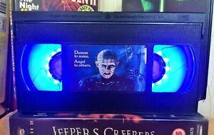 Hellraiser Pinhead Desk Lamp, Horror Movie, VHS, Bed Light, Present, Gift, TV