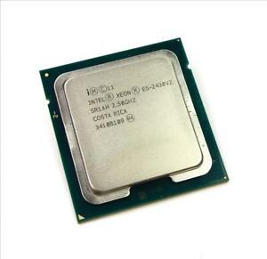 USED Intel E5-2430V2 Cpu 6 / 12 Core 2.50 / 3.00 GHz 15 MB Cache 22 nm SR1AH