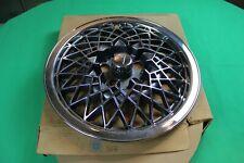 NEW GENUINE GM PONTIAC 92-94 GRAND AM SUNBIRD WHEEL COVER HUB CAP 22552973