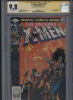 Uncanny X-Men #159 CGC 9.8 SS Chris Claremont 1982 Bill Sienkiewicz STORM VAMPIR