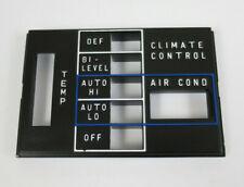 original Mercedes Benz R107 W116 W123 Rahmen für Klimaanlage A1168330106