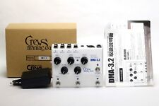Crews Maniac Sound DMA-3.2 DISCRETE 3CH MIXER Guitar Effect Pedal