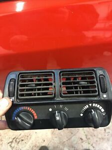 Ford escort mk4 Orion Mk2 heater control panel