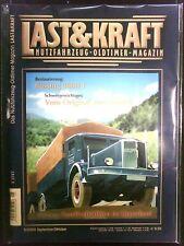 LAST & Kraft    Nutzfahrzeuge-Oldtimer   Nr: 5 aus 2004   in Schutzhülle