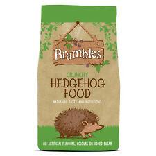 More details for brambles crunchy hedgehog food for wild hedgehogs, badgers & foxes! 900g - 8kg
