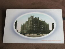 Early postcard - Midland Hotel - Manchester