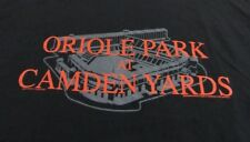 ORIOLE PARK AT CAMDEN YARDS Baltimore Orioles Baseball T Shirt Size L