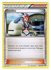 Skyla Carolina 148/162 French Dresseur Français Trainer Pokemon Card Carte