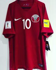 *BNWT* 17/18 Qatar Shirt #10 Al-Haidos Size L