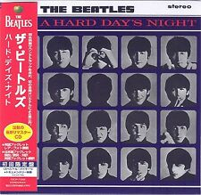 BEATLES A Hard Day's Night Remastered CD MINI LP