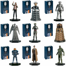 More details for doctor who figure collection eaglemoss collectors bundle of numbers 1 to 9