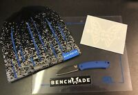 Benchmade Proper 319DLC-1801 PKG With Beanie and Stickers #607