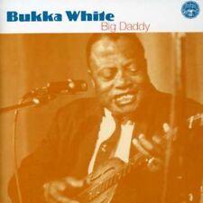Bukka White - White, Bukka : Big Daddy [New CD] Bukka White - White, Bukka : Big