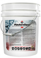 RadonSeal Plus Penetrating Concrete Sealer (5-gal) - Basement Concrete Sealer