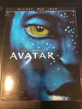 AVATAR (Blu-ray + DVD, 2010, 2-Disc Set) James Cameron