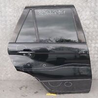 BMW X5 SERIES 1 E53 Door Rear Right O/S Black Sapphire Metallic - 475