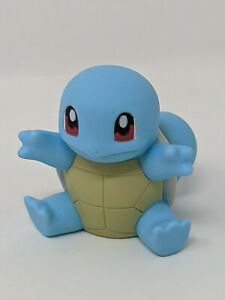 Squirtle T-Arts Soft Rubber Pokemon Tomy Figure Toy Japan Rare Nintendo