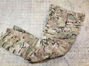 USGI Multicam Pants Army Combat Uniform FR Flame Resistant size Large Regular