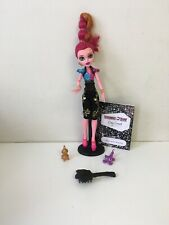 Monster High 13 Wishes GiGi Grant Daughter of the Genie Doll Complete Set EUC
