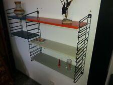 Tomado Holland original 60s vintage LARGE shelving unit by Adriaan Dekker 8