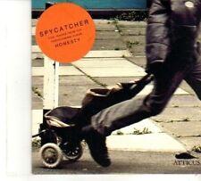 SPYCATCHER: HONESTY – ADVANCE ALBUM SAMPLER PROMO CD (2011) 5 TRACKS