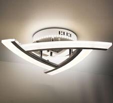 LED Deckenlampe Decken Wand Lampe Leuchte Licht Kronleuchter modern 30W 45cm