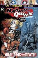 Harley Quinn #63 DC COMICS  2019 COVER A 1ST PRINT