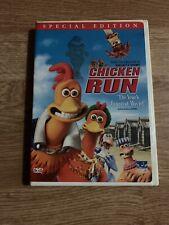 Chicken Run (Dvd, 2000, Widescreen) Special Edition Family Animated Comedy