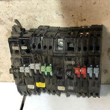 New listing  Vintage Circuit Breaker lot of 8 - 15, 20, 30, 40 & 50 amp; Old Stock; Fast S&H