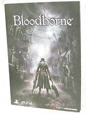 BLOODBORNE Blood Borne Tokyo Game Show 2014 Ltd Brochure Art Book PS4