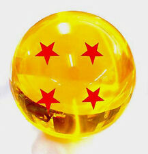 DRAGONBALL Z LIFE SIZE CRYSTAL DRAGON 4 STAR BALL
