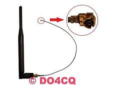WLAN  Router Antennen Umbauset U.FL IPX - SMA - FRITZ!Box, bpi®, Speedports usw