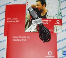 NUEVO ORIGINAL VODAFONE 810 Datos Cable Data + MANUAL