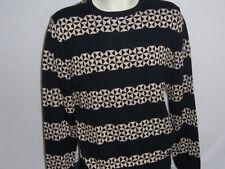 PULL homme ras de cou neuf PUMA noir taille XL coloris noir - beige