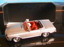 MERCEDES 230SL W113 ROADSTER 1963 IXO CLC183 1/43 GRIS