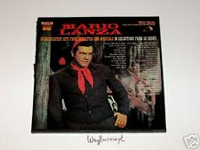 MARIO LANZA IN HIS GREATEST HITS...36 SONG 3LP BOX SET