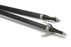 Excalibur X-Act 3 Blade 100 Grain Broadheads, 3 Pack