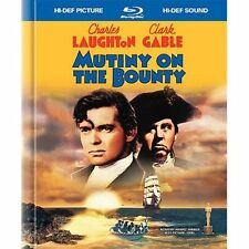 Mutiny on the Bounty (Blu-ray Disc,2010,) Clark Gable, Charles Laughton